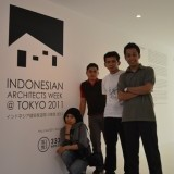 25. andyrahman architect @ Indonesian Architects Week at Tokyo 2011